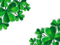 Abstract st patrick background Royalty Free Stock Photo
