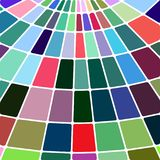 Abstract  stained-glass mosaic background Royalty Free Stock Photo