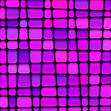 Abstract  stained-glass mosaic background Royalty Free Stock Image