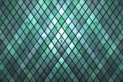 Abstract stained glass window detail background Royalty Free Stock Photography
