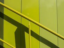 Abstract staircase Stock Photography