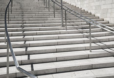 Abstract stairs Royalty Free Stock Photo
