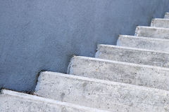 Abstract stairs composition Stock Photos