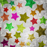 Abstract star Stock Photos