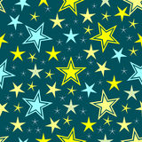 Abstract star background. Vector Stock Photography