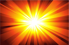 Abstract Star Light Background Stock Photography