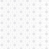 Abstract star line texture with pattern. (Vector eps10 Stock Photography