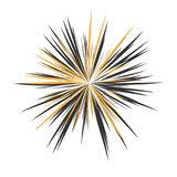 Abstract Star Explosion. Abstract Star Rays, Holiday Firework, Dynamite Burst, Sun Burst, Star Burst Sunshine, Radiating From the Center of Beams, Abstract Stock Images