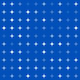 Abstract star shape mosaic background Stock Images