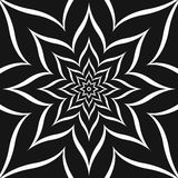 Abstract star Royalty Free Stock Photos