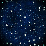 Abstract Starfield Stock Image
