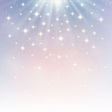 Abstract starry background. For Your design Stock Image