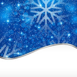 Abstract starry background Stock Photography