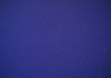 Abstract starry background. View on stars at night Stock Photo