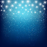 Abstract starry background. For Your design Stock Photography