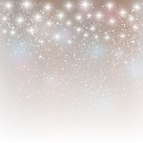 Abstract starry background Stock Image