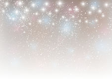 Abstract starry background Royalty Free Stock Image