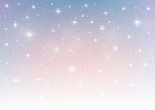 Abstract starry background. For Your design Stock Photos