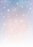 Abstract starry background. For Your design Royalty Free Stock Photo