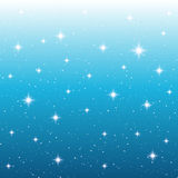 Abstract starry lights background. For Your design Royalty Free Stock Photo