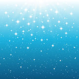 Abstract starry lights background. For Your design Royalty Free Stock Images