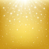 Abstract starry lights background. For Your design Royalty Free Stock Photography