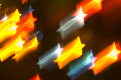 Abstract stars background Royalty Free Stock Images