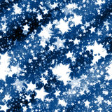 Abstract stars background Stock Photos