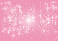 Abstract stars celebration background_01 Stock Photos