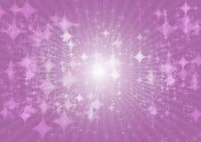 Abstract stars celebration background_02 Royalty Free Stock Photos