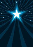 Abstract Stars Power_eps Royalty Free Stock Photos