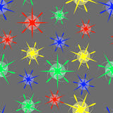 Abstract Stars. Stock Photography