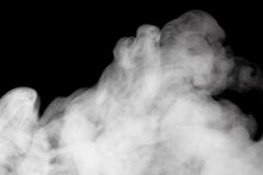 Abstract steam background Royalty Free Stock Photography
