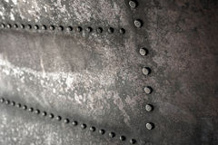 Abstract steel background Stock Images
