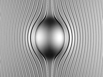 Abstract steel background Royalty Free Stock Images
