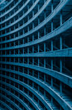 Abstract steel construction Royalty Free Stock Image