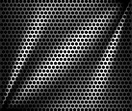 Abstract steel plate background Stock Photography
