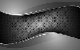Abstract steel texture background. EPS 10 Vector Stock Image
