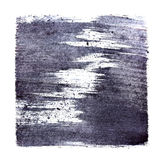 Abstract stenciled square Stock Photos