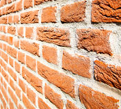 abstract step   brick in  italy old wall and texture material th Royalty Free Stock Photography