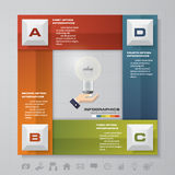 Abstract 4 steps infographis elements.Vector illustration. EPS10 Stock Illustration