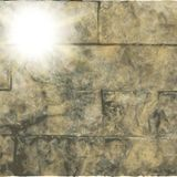 Abstract stone background.  blurry light effects Stock Image