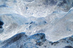 Abstract stone. Texture of abstract luminous stone Stock Image