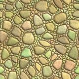 Abstract stones royalty free illustration