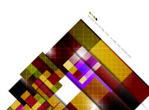 Abstract straight lines background Royalty Free Stock Photo