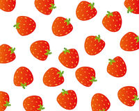 Abstract strawberry background Royalty Free Stock Photo