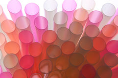 Abstract straws Royalty Free Stock Photography