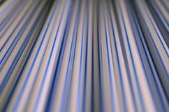 Abstract straws Stock Image