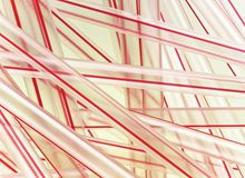 Abstract- Straws Stock Photography