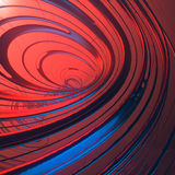 Abstract streaks effect background. 3d rendering. Abstract art streaks effect background. 3d rendering Royalty Free Stock Images
